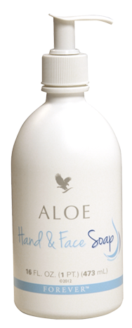 Aloe Hand And Face Soap Forever Living NHCS